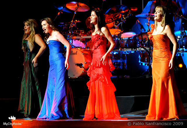 Celtic Woman at Wolf Trap - June 8, 2009