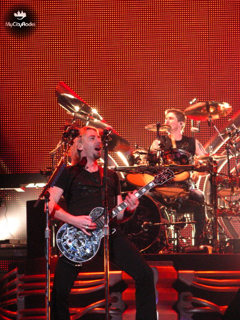 Nickelback at Toyota Center - April 16, 2009