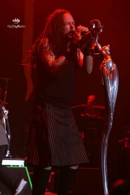 Korn at Buzzfest XXII - May 10, 2009