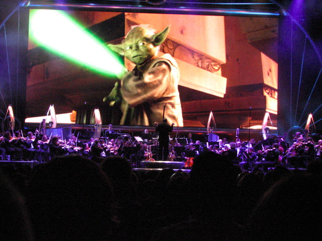 Star Wars In Concert at Toyota Center - October 25, 2009