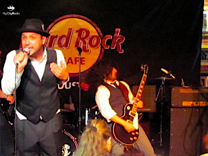 Benefit for Red Cross Relief Efforts in Japan, with Black Queen Speaks - Hard Rock Cafe Houston, TX - April 10, 2011