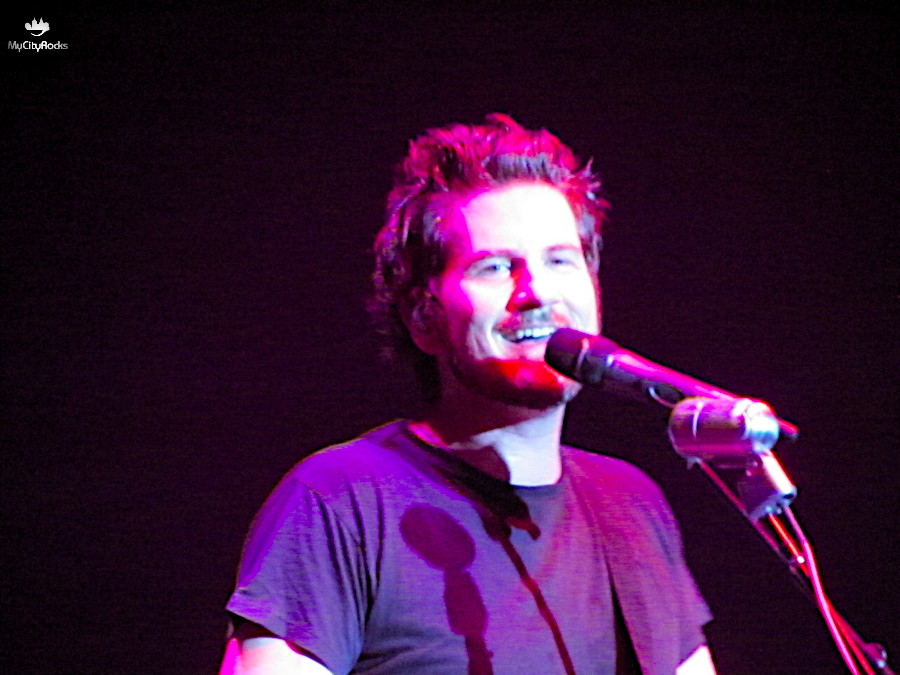 Matt Nathanson at Cynthia Woods Mitchell Woodlands Pavilion - Spring (Houston), TX - September 24, 2011